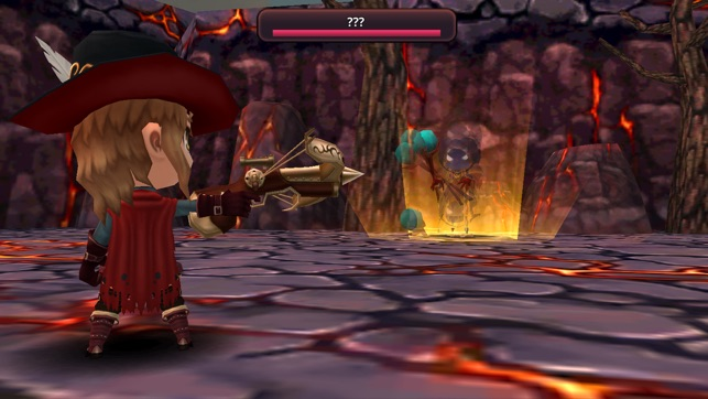 ‎Demong Hunter VIP - Action RPG Screenshot
