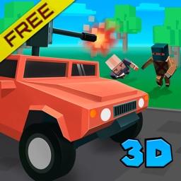 Combat Road Driving 3D