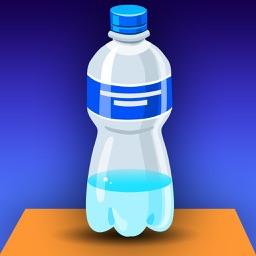 Water Bottle Flip Challenge - The Diving Game 2k17