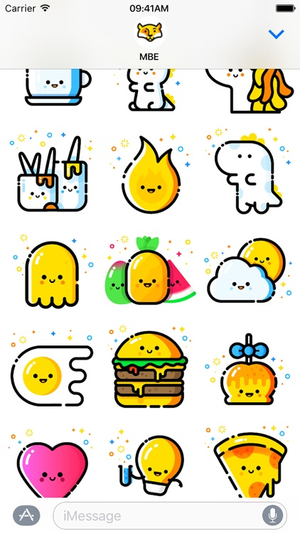 MBE Stickers screenshot-3