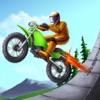 特技越野摩托 - 我的特技表演山地赛车