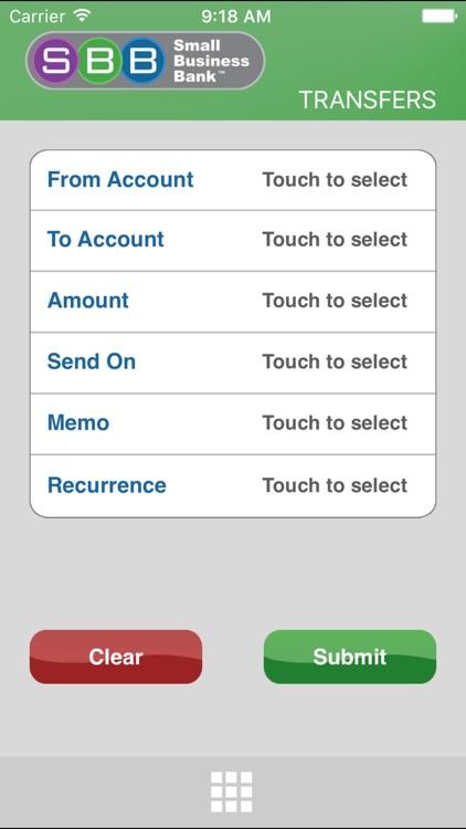 Small Business Bank screenshot-4