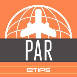 Paris Travel Guide and Offline City Map