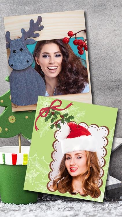Christmas Photo Frames Album & Collage 2016