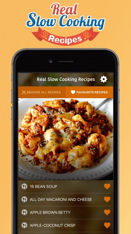 Real Slow Cooking screenshot-3