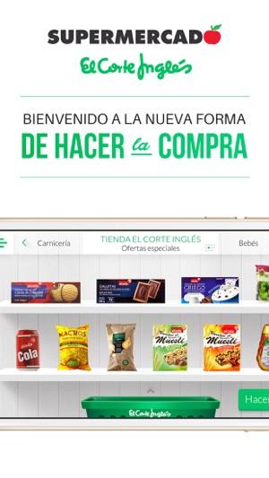 c04495c6916 Supermercado El Corte Inglés en App Store