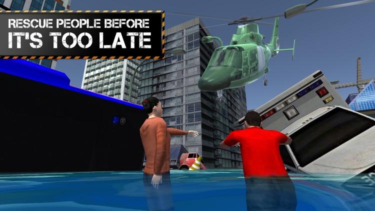 City Helicopter Rescue Simulator & Flight Sim Game screenshot-3