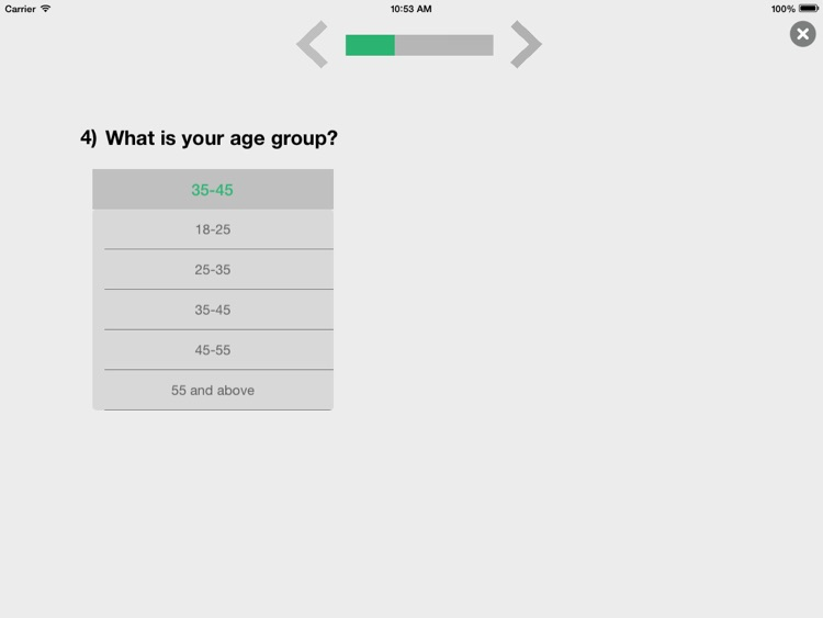 Surveyous - Quick and easy way to deploy surveys screenshot-3