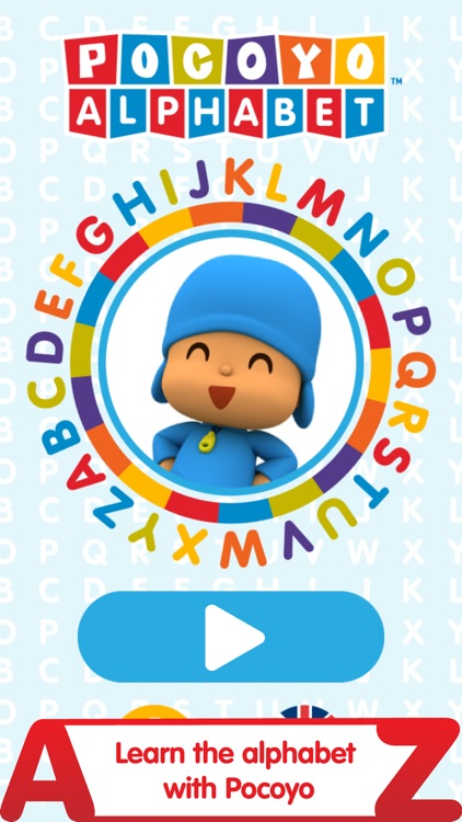 Pocoyo Alphabet ABC