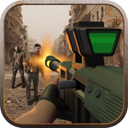 3D Sniper Zombies Shooter
