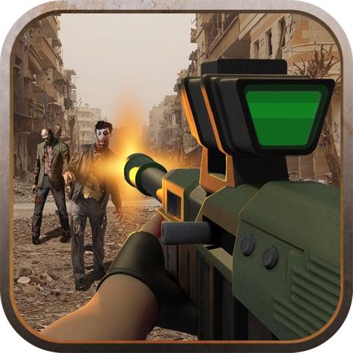 3D Sniper Zombies Shooter