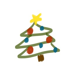 Christmas sticker - holiday stickers for iMessage