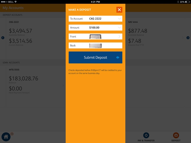 SunTrust Tablet App screenshot-4