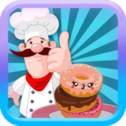 Donut Maker Cooking Shop