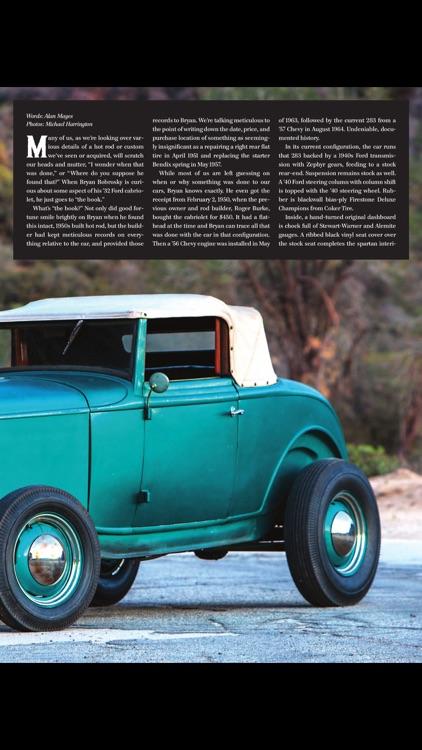 Car Kulture Deluxe Magazine screenshot-4