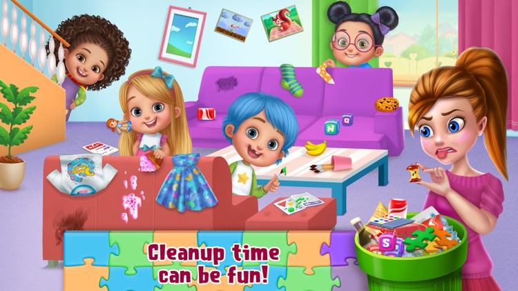 Babysitter Craziness - Fun Kids Game screenshot-4