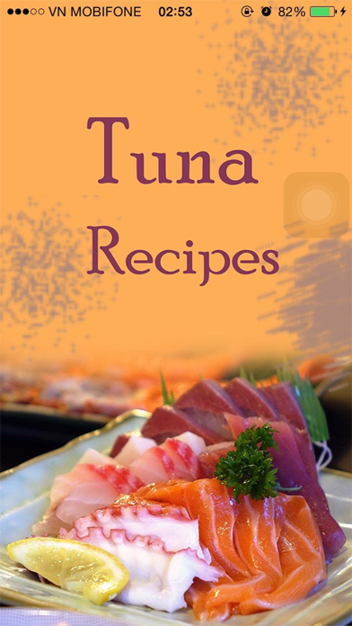 Tuna Fish Recipes - colletion of 200+ Tuna Recipes screenshot one