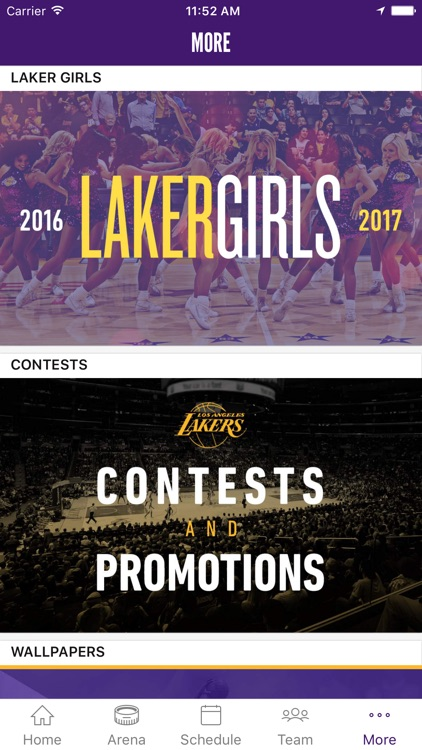 LA Lakers Official App screenshot-4