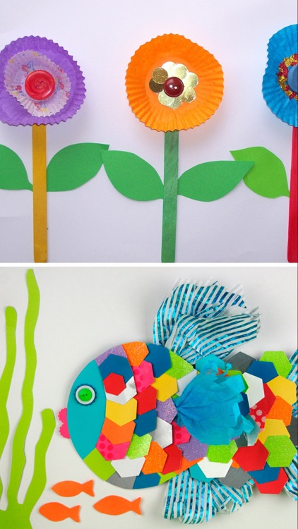 Creative Craft Ideas - Arts & Crafts Designs Ideas screenshot-4