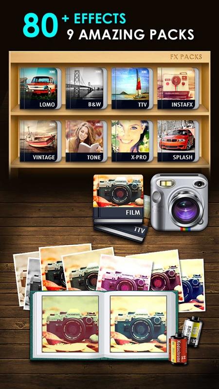InFisheye Free - Fisheye Lens for Instagram - Online Game Hack and