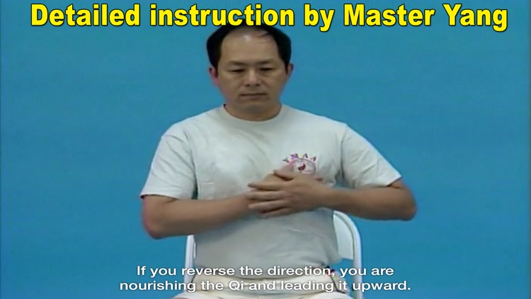 Qigong Massage: Self Massage screenshot-3