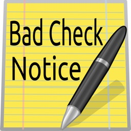Bad Check Notice