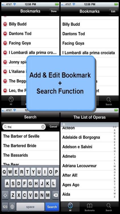 The List of Operas screenshot-3
