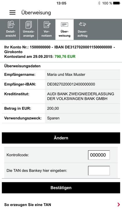 audi bankingvolkswagen financial services ag
