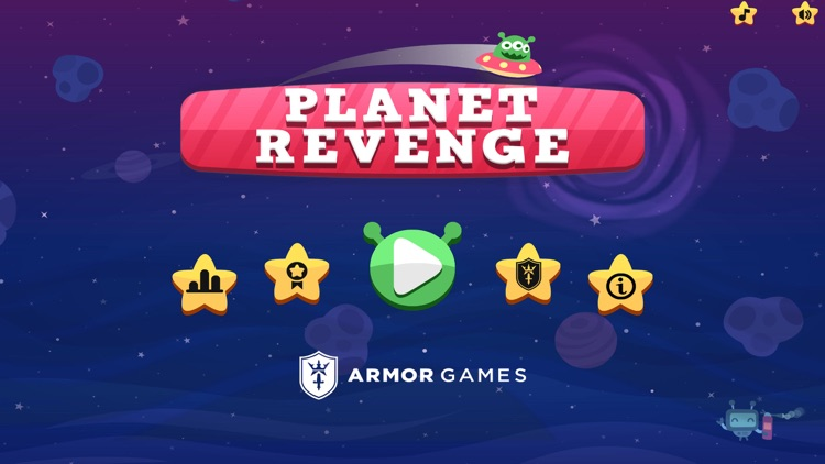 Planet Revenge screenshot-0