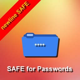 newLine Safe for Password