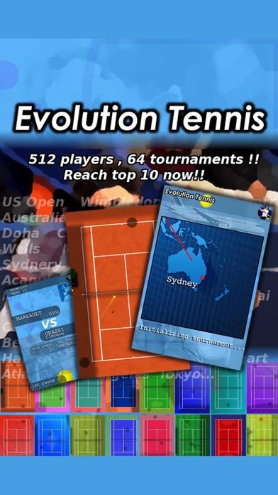 Evolution Tennisのおすすめ画像5