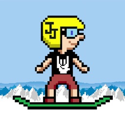 Jumpin Johnny – The Super Hero Snow Boarder that's Jumpy like a Jack Rabbit!