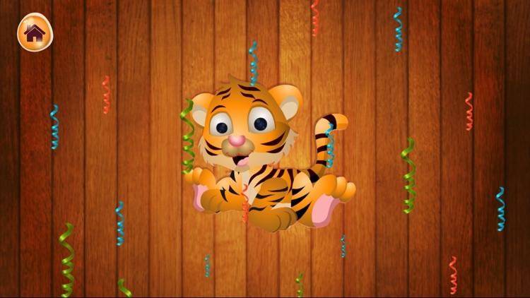 Kids Games Animal Puzzles for Toddlers screenshot-4