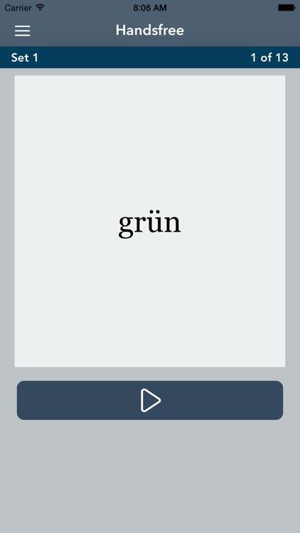Learn German - AccelaStudy® screenshot-4