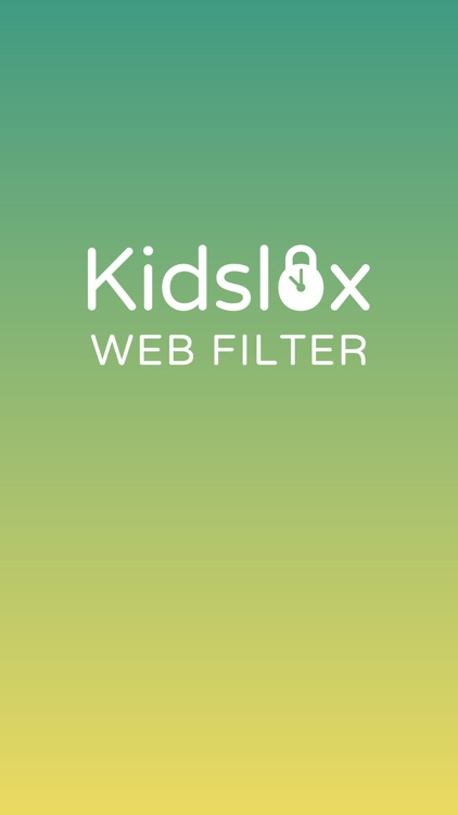Kidslox Web Filter - Safe Browsing screenshot-3
