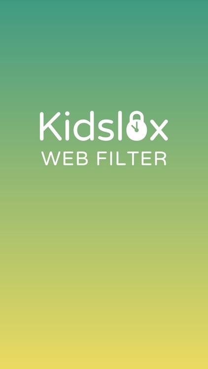Kidslox Web Filter - Safe Browsing screenshot-3