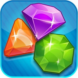 Jelly Crafty Candy - Sugar Match 3 Puzzle Game