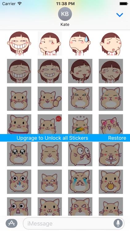 Moji Emoji Exploji screenshot-3
