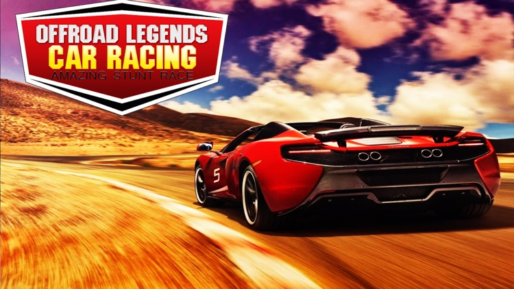 offroad Legends Car Racing Amazing Stunt Race PRO