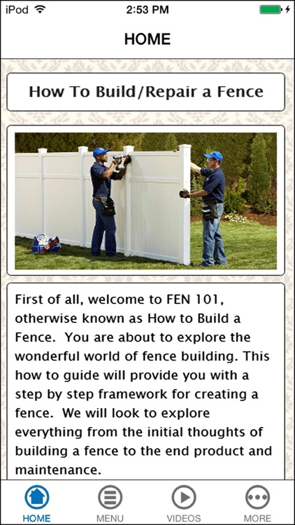 Design & Build Your Awesome Wood Privacy Fence