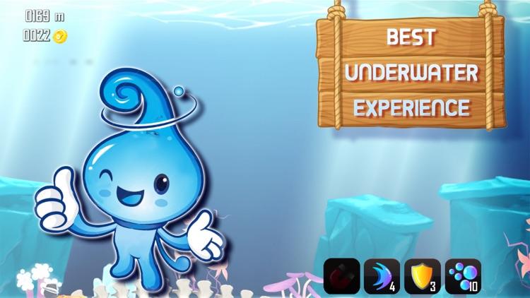 Submarine running game - the underwater adventure screenshot-4