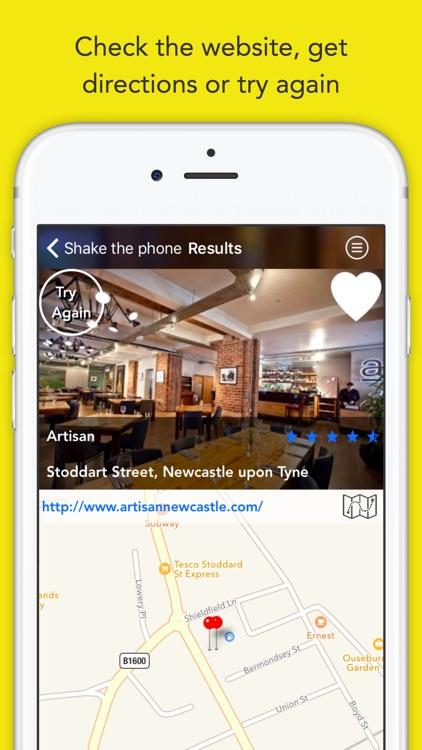 Randow Free: Nearest Restaurant & Takeaway Finder screenshot-3