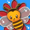 App Icon for Bees Gather Honey App in Albania IOS App Store