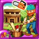 Construir una casa de la granja - hacer una casa de ensueño y decorarlo con la diversión icon