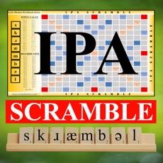 Activities of IPA scramble