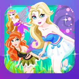 Bell Princess Fairy Tail 2- Dress Up Game for Free