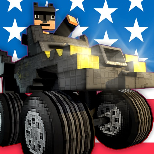 мой грузовик | монстр трак симулятор гонки игра