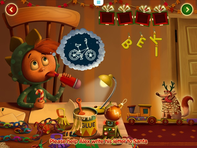 Christmas Magic: Interactive story book for kids screenshot-0