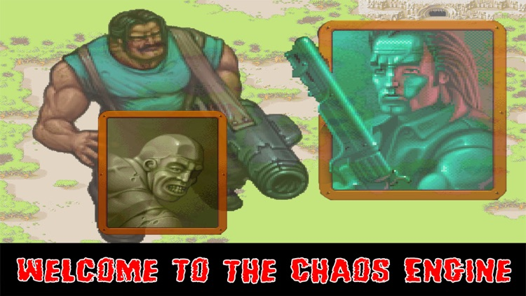 PRO - The Chaos Engine Game Version Guide