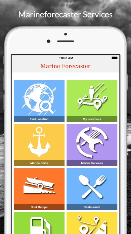Marine Forecaster screenshot-0
